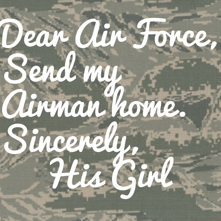 53 best AirForce, gf. images on Pinterest | Favors, Love ...