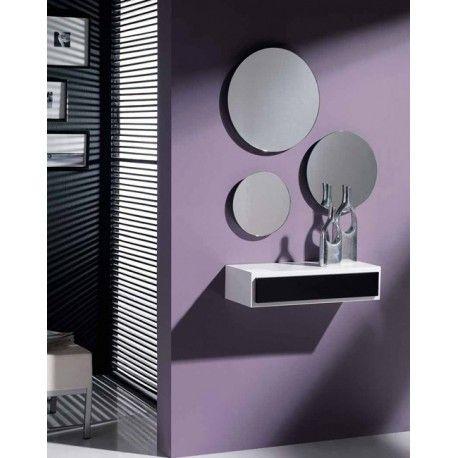 espejos de crista decorativos ideales para modernas de entrada sorprende a tus invitados