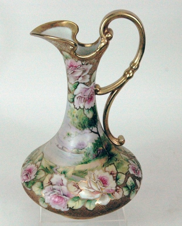 35 Best Nippon Jewels Images On Pinterest Porcelain Vases And