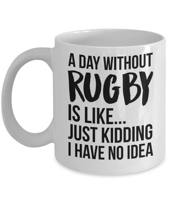 Rugby Gift Rugby Mug Rugby Lover Funny Rugby Rugby Player Rugby League Rugby Coach Rugby Art Rugby Fan Rugby Gifts Mugs History Teacher Gifts