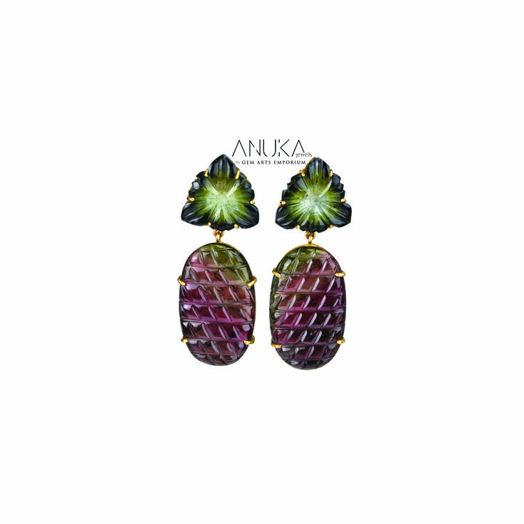 http://www.anukajewels.com/carved-tourmaline-gold-earrings.html #tourmaline#watermelon tourmaline#carved#green#pink#18 karat gold earrings#shop#online#sale#online earrings#formal wear#evening wear#beautiful earrings#worth buy#unresistable#gift#special#buy for her#mother special#buy earrings online#earrings online shopping#earrings design#buy earrings for women online#gold earrings#best prices#buy latest gold earrings#earrings for women#earrings for girls#earrings images#fancy earrings