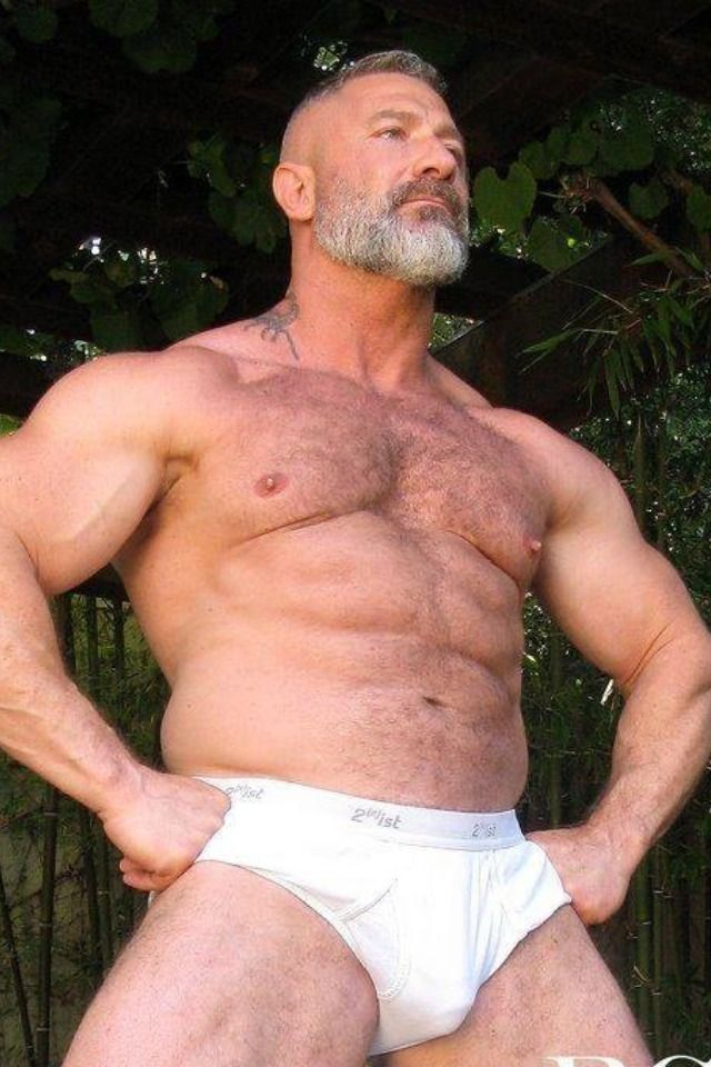 One Very Hot Silver Daddy