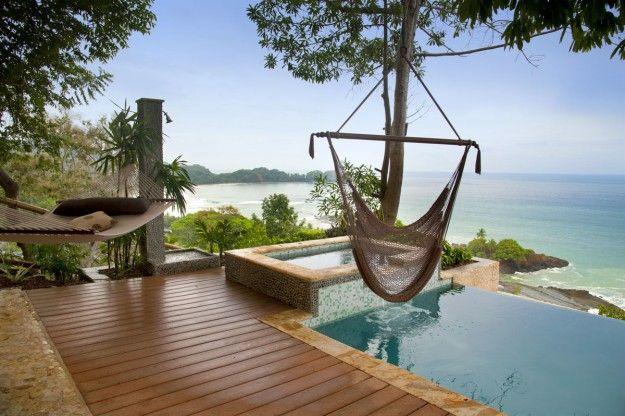 Resorts, hoteles boutique, lodges... son los alojamientos preferidos por los millennials en Costa Rica.