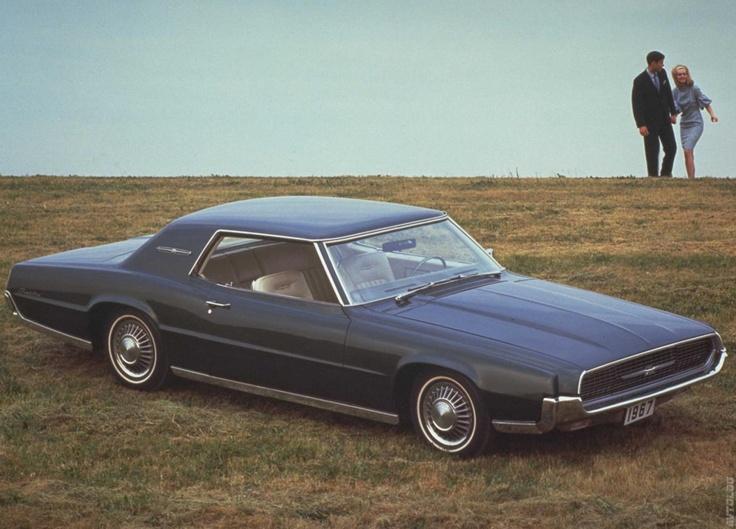 176 Best Ford Thunderbird Images On Pinterest Ford