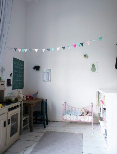 Cosy kidsroom, styling via www.maisonlapin.nl