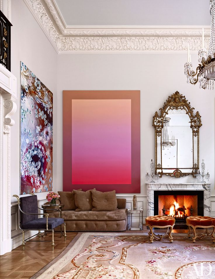 2426 best artwork images on Pinterest | Contemporary living rooms ...