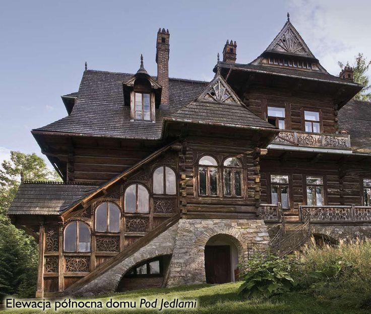 Log House in Zakopane, Poland.  http://www.skyscrapercity.com/showthread.php?t=859180=21