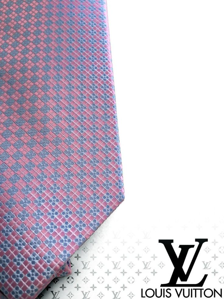Louis Vuitton Wonderful Handmade Men Tie from 100% Silk _ Size: Classic #LouisVuitton #Cravat