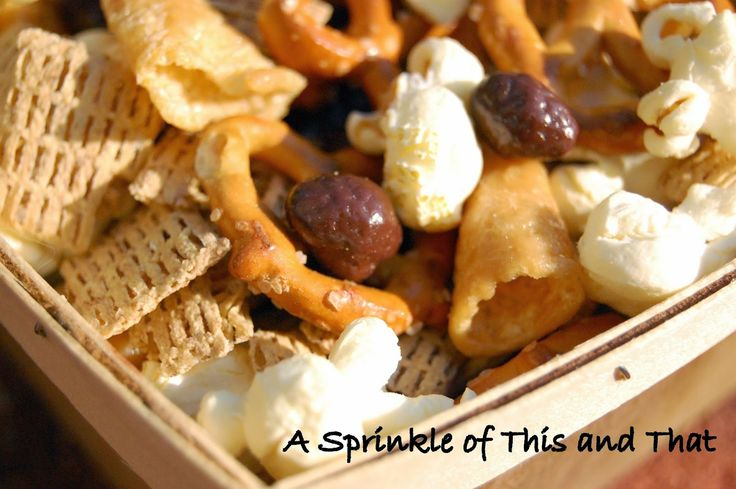 These pool snack ideas from a Sprinkle of This and That, are perfect for a summer pool day!