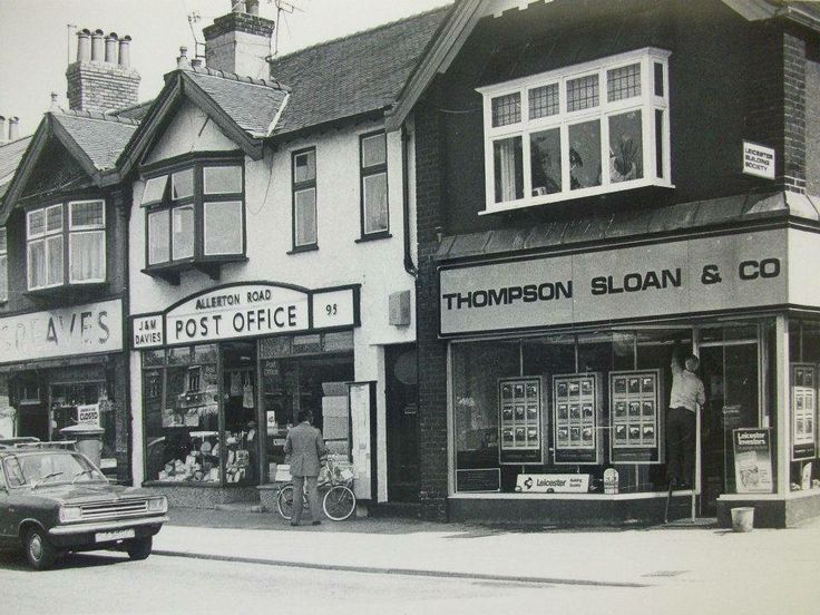 Allerton Road, Liverpool, 1980 | Liverpool, Liverpool home ...