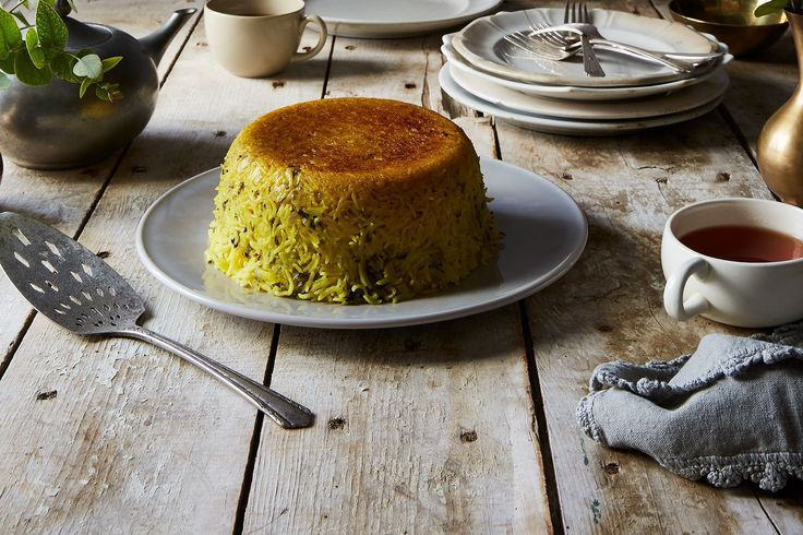 Green Garden Herby Basmati Rice with Basil, Mint, Chives & Rosemary