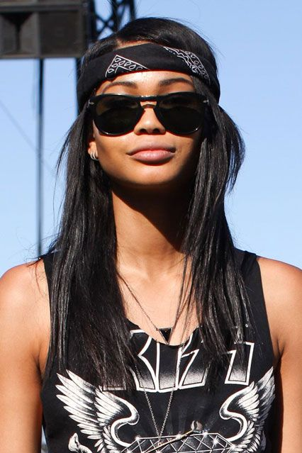 17 Best Images About Chanel Iman On Pinterest Red