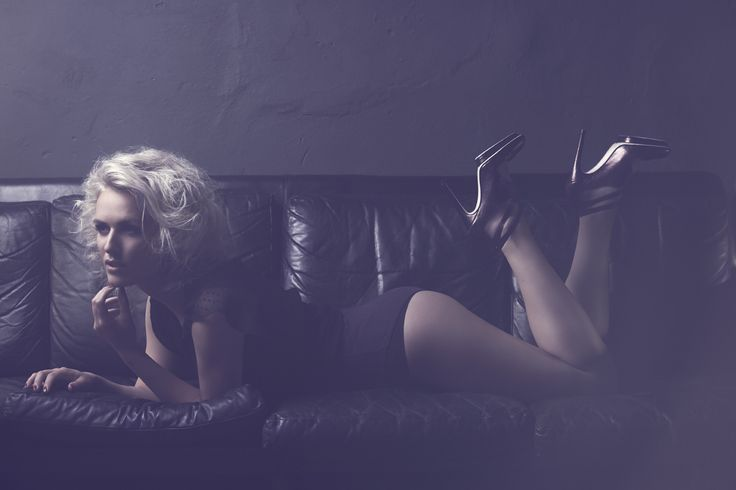 roccamore's model Maria Dalskov is feeling sexy in our Dangerous Mambo's <3 #comfortable #highheels #roccamore