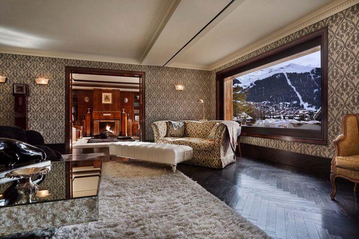 Ski Resorts - Switzerland's Best Ski Chalet Holiday for 2018