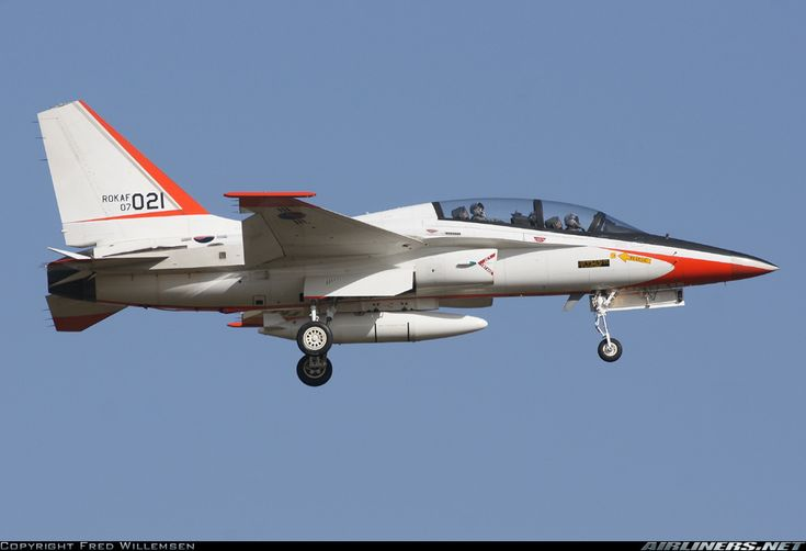 Korea Aerospace T-50 Golden Eagle - South Korea - Air Force | Aviation Photo #1620972 | Airliners.net