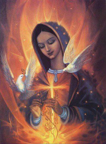 95 Best Images About Queen Of Heaven Queen Of Angels On