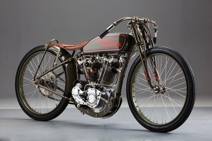 Harley-Davidson Board Track Racer.