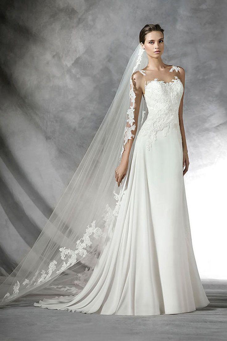 Robe de mariée Pradal, Pronovias