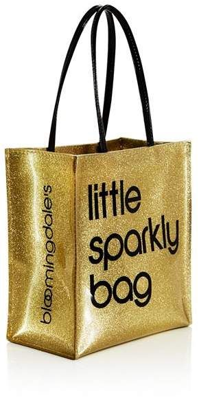 3cce1bc2b Bloomingdale's Little Sparkly Bag - 100 Exclusive #Sparkly#Bloomingdale#Bag
