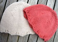 Ravelry: race for Life 2009 chemo cap pattern by erica downs US 8 Needles