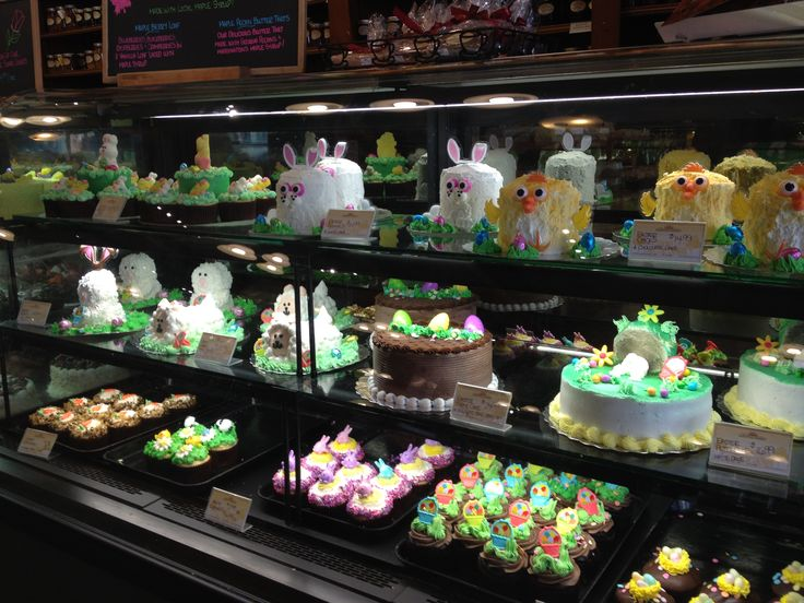 Pick an Easter Treat, any treat!