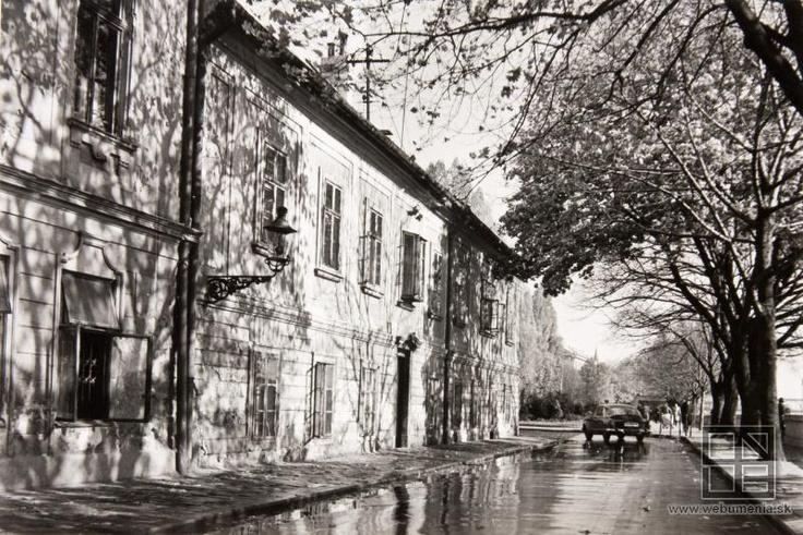 Pavol Poljak - Slnko na Rázusovej ulici (1930-1940)