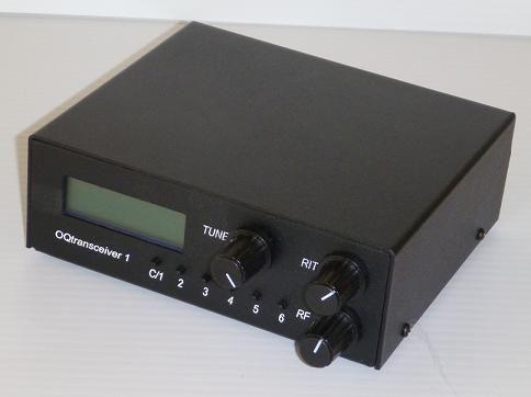 Open QRP Transceiver