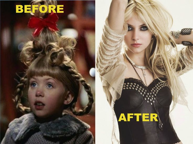 Cindy Lou Who got All Growed Up and Ended Up on ROCK 97.7? | ROCK 97.7