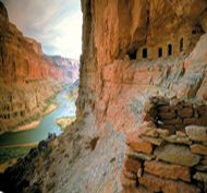 Going on a 4 day rafting trip through the Grand Canyon with the family this spring.
