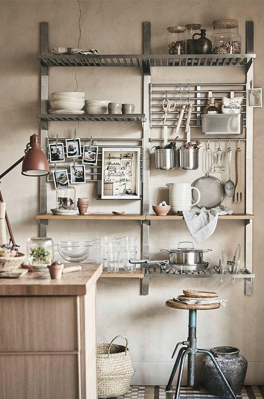 Buiten Eten Wandrek Woonideeen En Wensen In 2019 Ikea Keuken