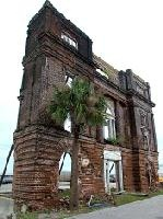www.cashforoffer.com  Post and Courier photo, July 2009  Western facade is all that remains of one of the finest examples in the United States of early 19th century industrial architecture. Thomas Bennett, Jr., was the bui