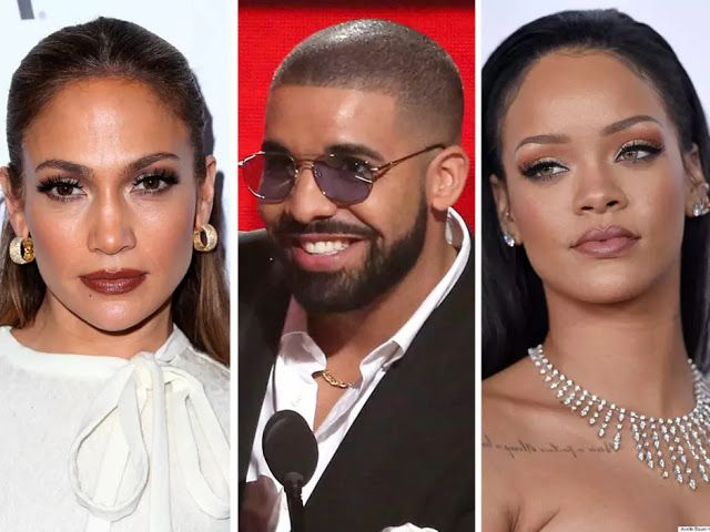 Drake & Jennifer Lopez Are They Dating or Faking?   Rihanna on the right has been left displeased that close friend Jennifer Lopez on the left has gone against 'girl code' by dating her ex Drake in the middle.  JENNIFER Lopez and Drake have confirmed their romance after they both posted the same loved-up picture of the pair onto his Instagram.  It comes hot on the heels of The Sun revealing their relationship had gone beyond making sweet music together just before Christmas 2016.  What is…