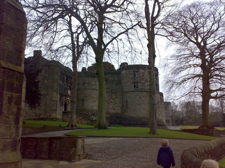 Skipton Castle, Skipton, North Yorkshire, England
