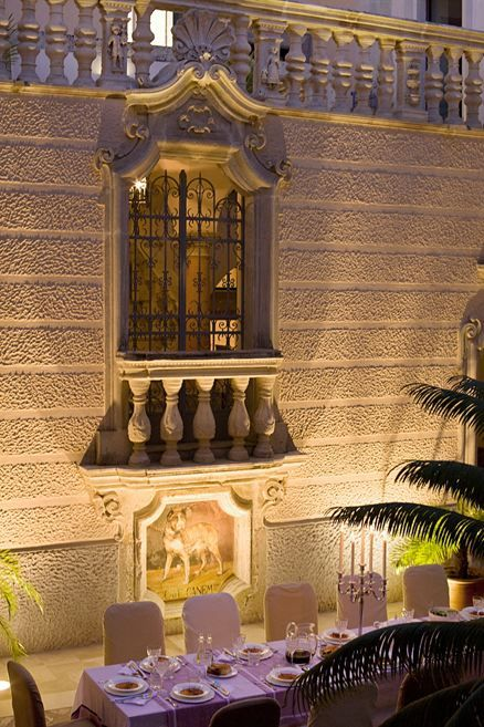 Palazzo Gorgoni - Picture gallery