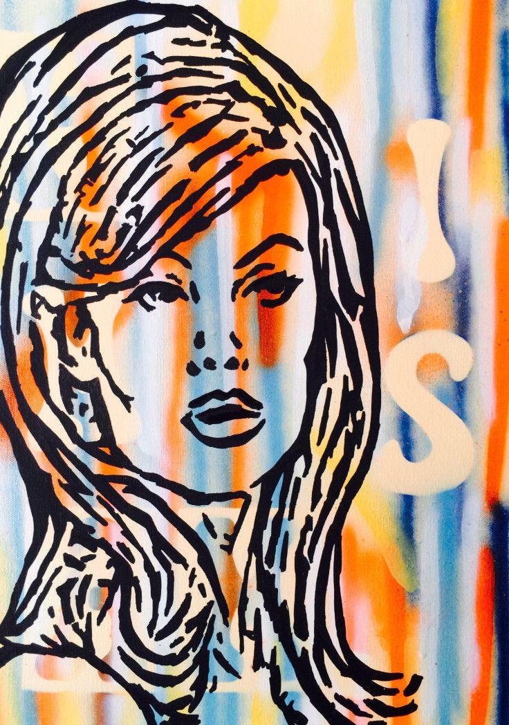 Harris Street - SOLD by McDonald | PLATFORMstore. Painting on board