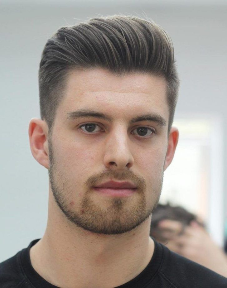 Oval Face Hairstyles Men Mens Hairstyles Medium Oval Face Hairstyles Long Hair Styles Men