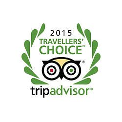 Travellers Choice Award 2015 for Starhaven Retreat, A Grand Design #travellerschoice2015 #luxurytravel #tripadvisor