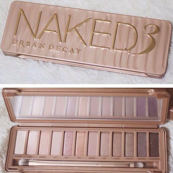 UD Naked 3 <3