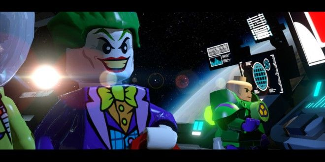 LEGO Batman 3 DLC Further Detailed • Load the Game