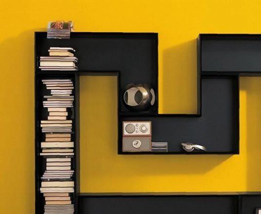 Innovative Bookshelves 122 best book shelf ideas images on pinterest   books, book