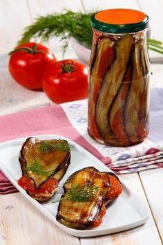 10 лучших рецептов заготовок из баклажанов | Новости | Всеукраинская ассоциация…