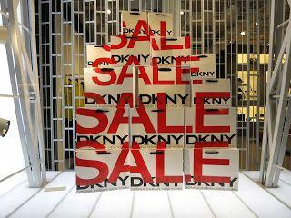 DKNY, London, pinned by Ton van der Veer