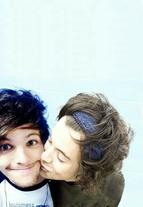 Even if you don't ship Larry you still ship Larry.