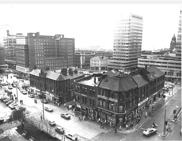1000 Images About Old Pictures Of Leeds 9 City Cntr On Pinterest Leeds Old Pictures And