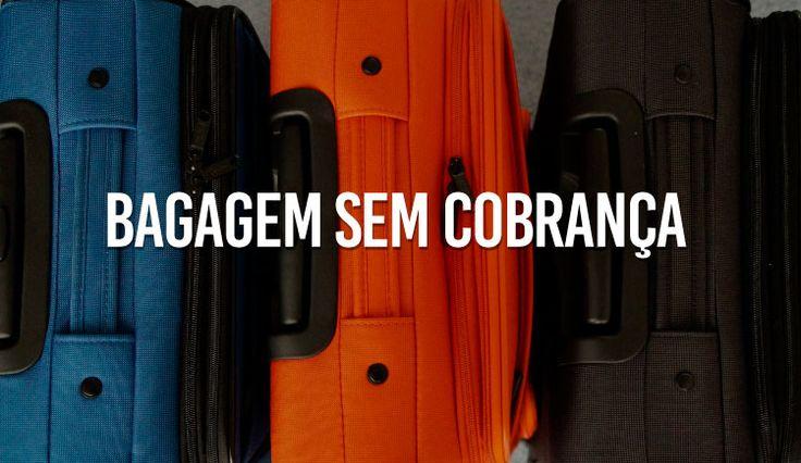 Atenção: Justiça suspende cobrança de bagagem no Brasil.