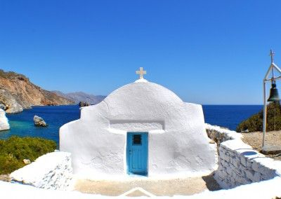 Agia Anna Church - Amorgos, Greece
