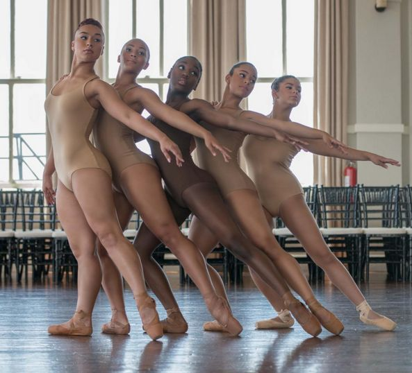 """""""It's so important for little girls and boys to see themselves represented in all career fields,"""" Bracey said. 