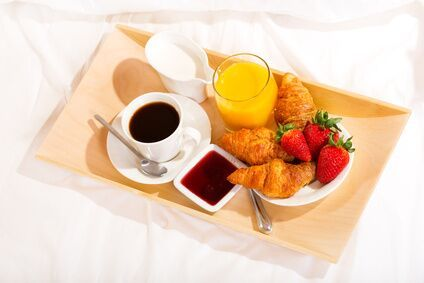 Breakfast is included in all our room rates!http://bit.ly/1xvrnSD