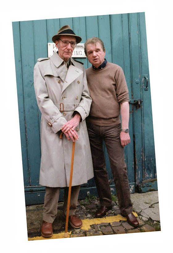 William Burroughs & Francis Bacon