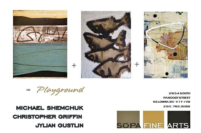 Playground - group exhibition